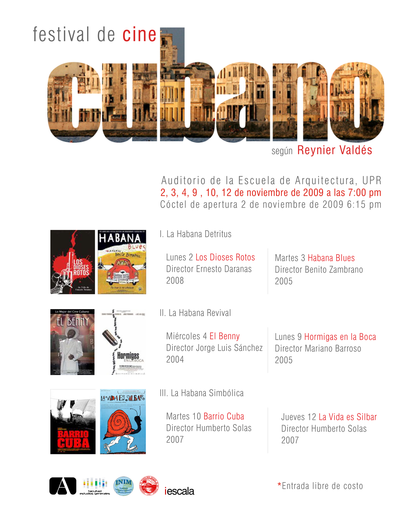 arquillano Festival de Cine Cubano