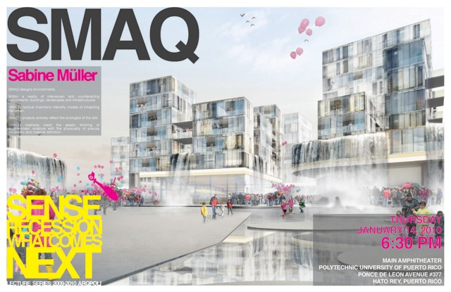 arquillano Conferencia: SMAQ (Sabine Muller)