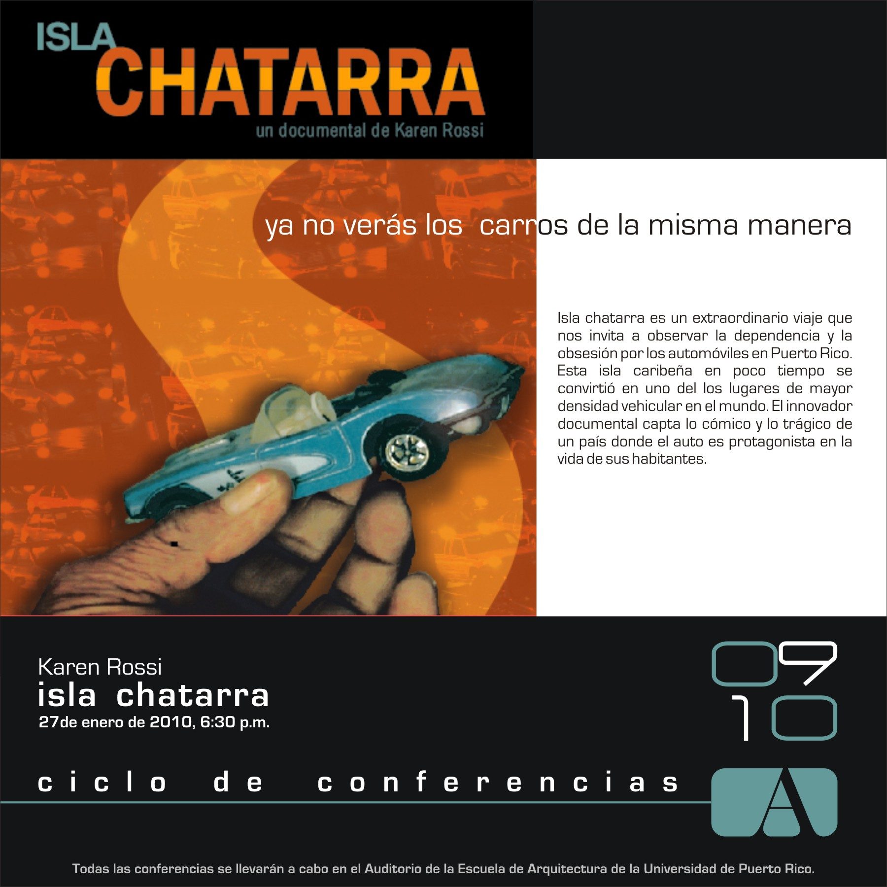 arquillano Presentacion: Isla Chatarra