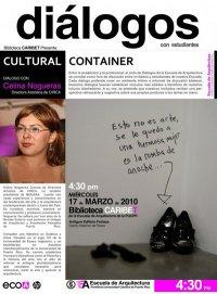 arquillano Dialogos PUC: Celina Nogueras