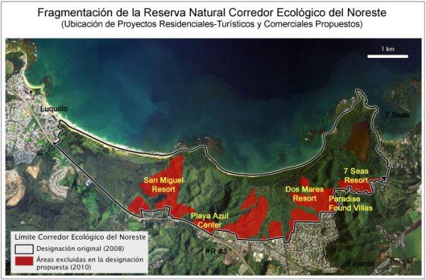 arquillano Gobierno Buscará Eliminar Terrenos del Corredor Ecológico del Noreste para Favorecer Proyectos de Construcción