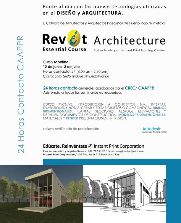 arquillano Curso: Revit Architecture