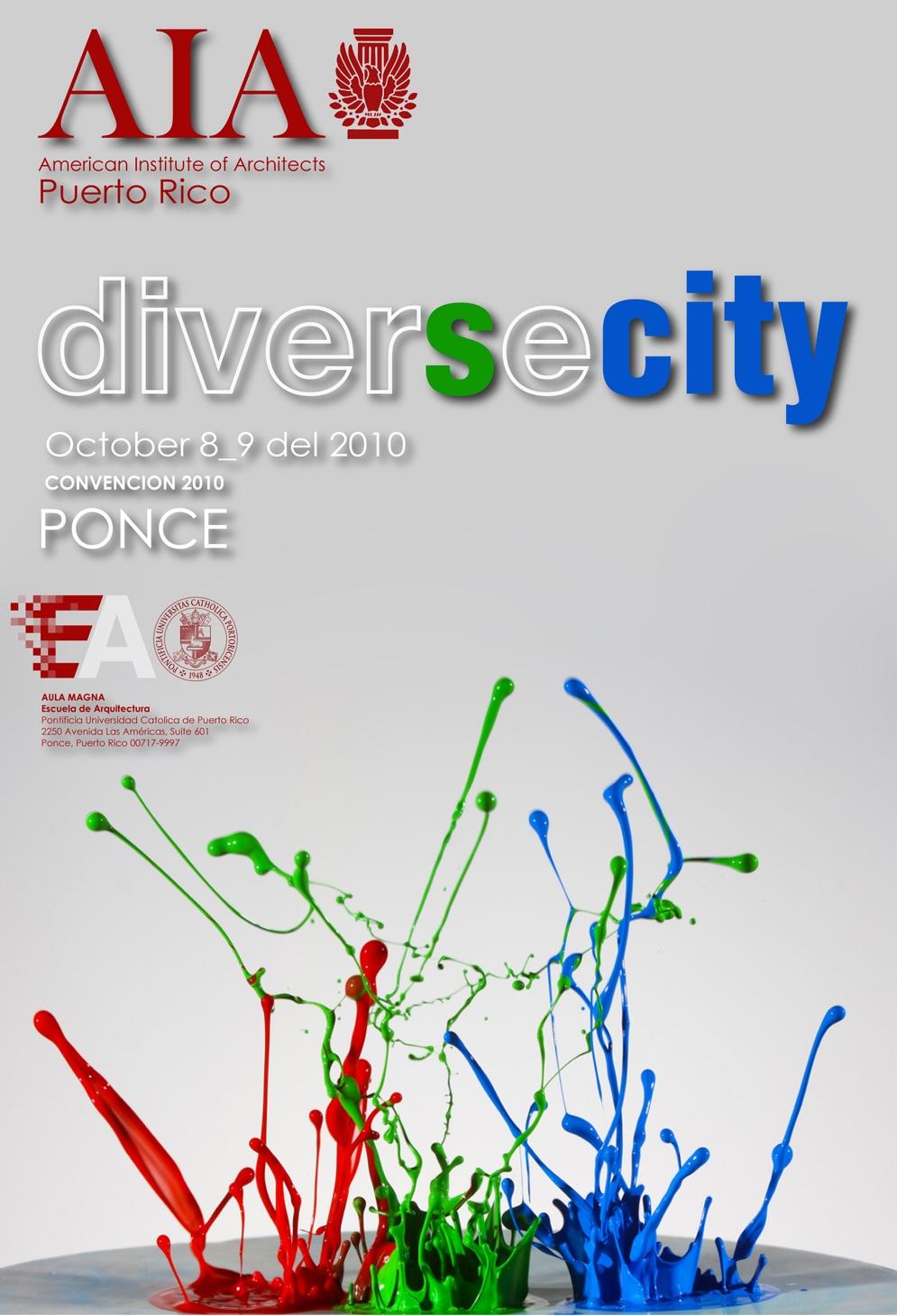 arquillano Diversecity: Convención AIA 2010
