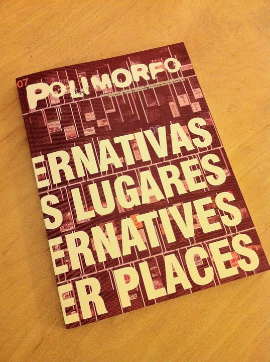arquillano Editorial POLIMORFO V.2   Otras Alternativas, Otros Lugares