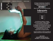 arquillano Presentación de la revista Entorno 17: [a]pagarla