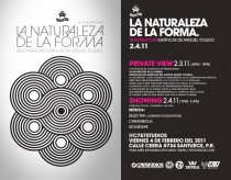 arquillano LA NATURALEZA DE LA FORMA  RESONANCIAS GRÁFICAS del artista MIGUEL TOLEDO