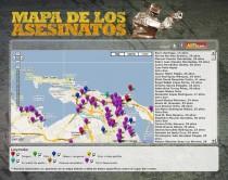 arquillano Fwd: Mapa de los Asesinatos