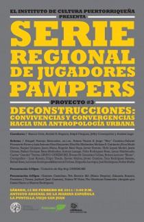 arquillano Proyecto #3 de la serie regional de jugadores pampers