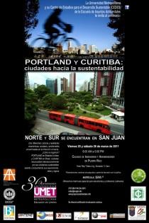arquillano Portland y Curitiba: Ciudades hacia la sustentabilidad