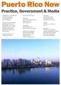 arquillano Puerto Rico Now: Practice, Government & Media