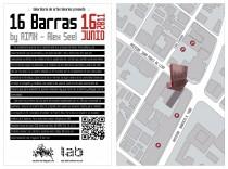 arquillano 16 Barras: RIMX   Alex Seel