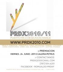 arquillano Premiación: Puerto Rico Design eXchange 2010/11