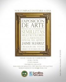 arquillano Exposición de Arte a beneficio del Hospital Oncológico Dr. Isaac González Martínez