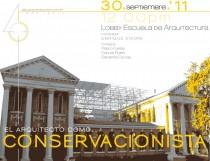 arquillano Conversatorio UPR: El Arquitecto como…Conservacionista