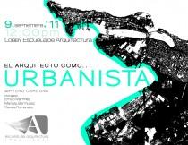 arquillano Conversatorio UPR: El Arquitecto como...Urbanista