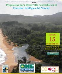 arquillano Foro de Propuestas para Desarrollo Sostenible en el Corredor Ecológico del Noreste