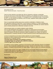 arquillano Concurso de Diseño   Puerto Rico Stone