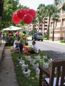 arquillano FWd: Park(ing) Day 2011 transforma los estacionamientos en espacios de parque