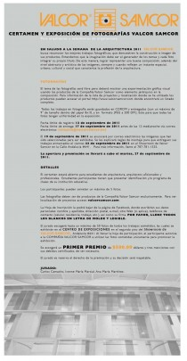 arquillano Certamen y Exposición de Fotografía 2011
