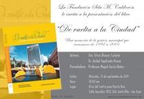 arquillano Presentación del libro De vuelta a la Ciudad   Centro para Puerto Rico
