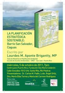 arquillano Presentación del libro Planificación Estratégica Sostenible: Barrio San Salvador