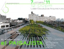 arquillano Conversatorio UPR: El Arquitecto y el Paisajista