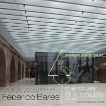 arquillano Conferencia UPR: Arq. Federico Bares