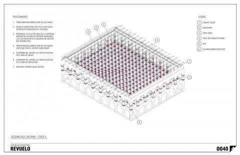 arquillano Revuelo: Documentos de Construcción Preliminares