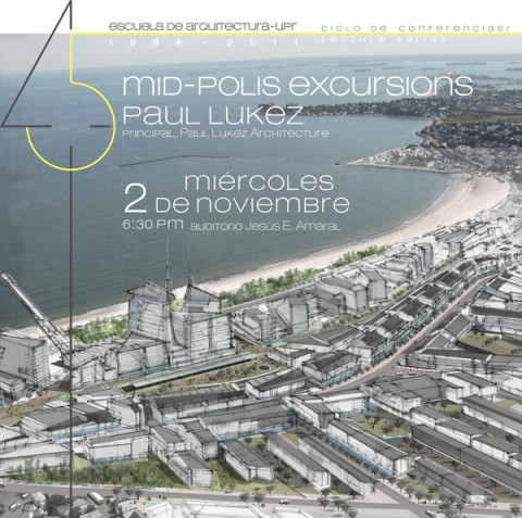 arquillano Conferencia UPR: Paul Lukez
