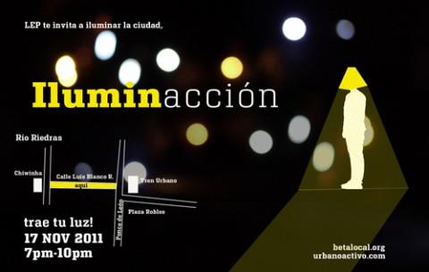 arquillano IluminAcción: Convocatoria abierta para iluminar la ciudad.