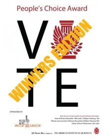 arquillano Ganadores: AIA Puerto Rico Honor Awards 2011