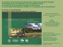 arquillano Presentación Libro: Infraestructura verde y nuestros parques