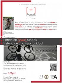 arquillano Conversatorio MAS: Ponce en ruedas: Historia de una oportunidad