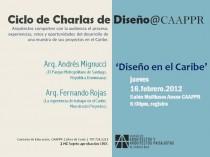 arquillano Conferencia CAAPPR: Diseño en el Caribe