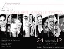 arquillano Conversatorio UPR: La Mujer Arquitecta