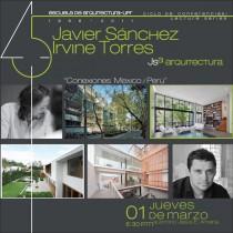 arquillano Conferencia UPR: Javier Sánchez e Irvine Torres