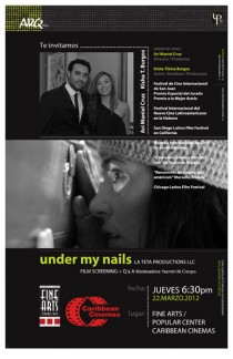 arquillano ArqPoli y Fine Arts: Under My Nails