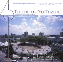 arquillano Conferencia UPR: Takaharu y Yui Tezuka, Tezuka Architects