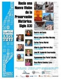 arquillano Simposio Internacional: Hacia una Nueva Visión de la Preservación Histórica: Siglo XXI