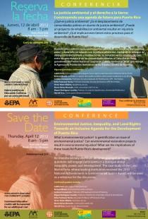 arquillano Conferencia: La Justicia Ambiental y el Derecho a la Tierra