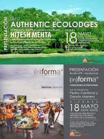 arquillano Presentación Libro Eco hoteles y Revista UPR Arquitectura Hiperturismo