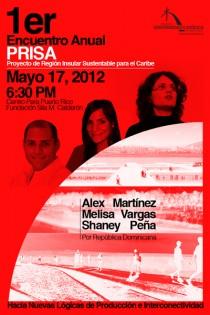 arquillano Primer Encuentro PRISA: Proyecto de Región Insular Sustentable