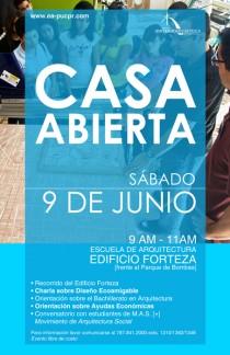 arquillano Casa Abierta: Escuela de Arquitectura de la Pontificia Universidad Católica de Puerto Rico