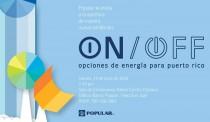 arquillano On/Off: opciones de energía para Puerto Rico