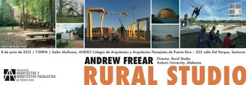 arquillano Conferencia CAAPPR: Andrew Freear
