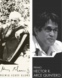 arquillano Premios CAAPPR 2012: Henry Klumb y Héctor R. Arce Quintero