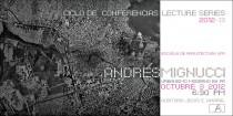 arquillano Conferencia UPR: Andrés Mignucci