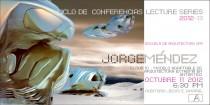 arquillano Conferencia UPR: Jorge Méndez