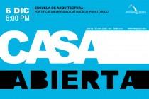 arquillano Casa Abierta   Escuela de Arquitectura   PUCPR Ponce