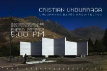 arquillano Conferencia UPR: Cristian Undurraga